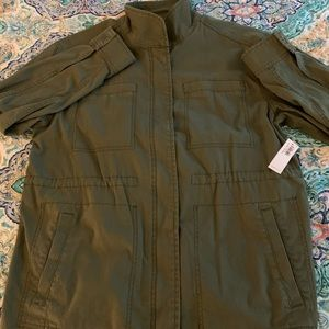 Old Navy scout utility jackets
